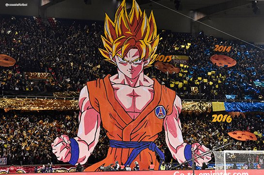 Goku PSG