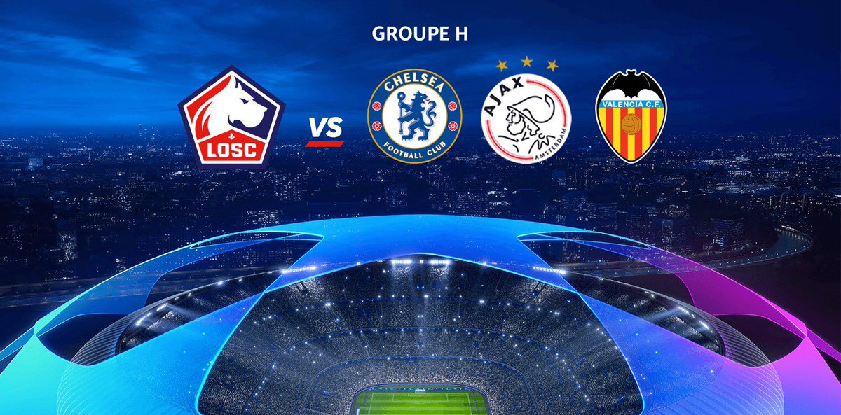 Lille Group H Champions League