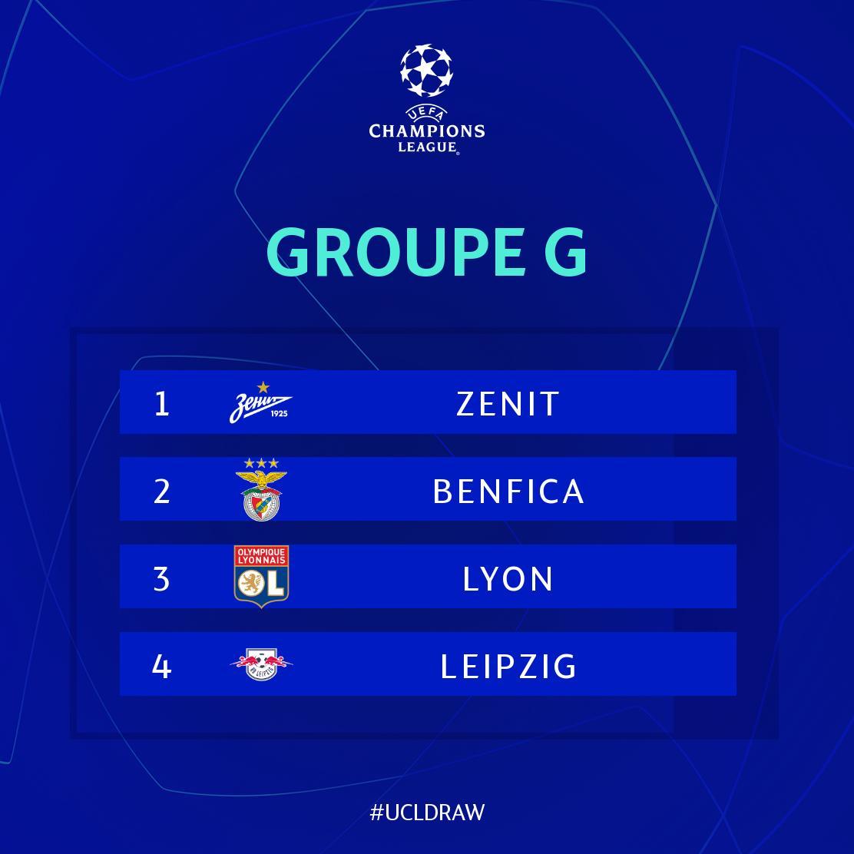 Lyon Group G